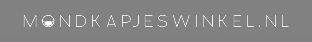 Mondkapjes kopen logo