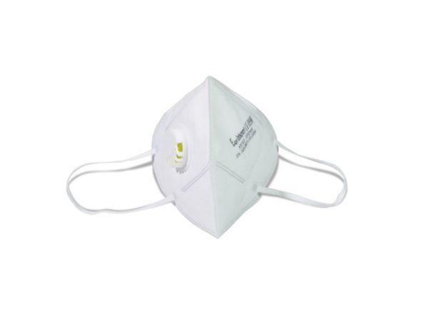 FFP2 mondkapje met ventiel