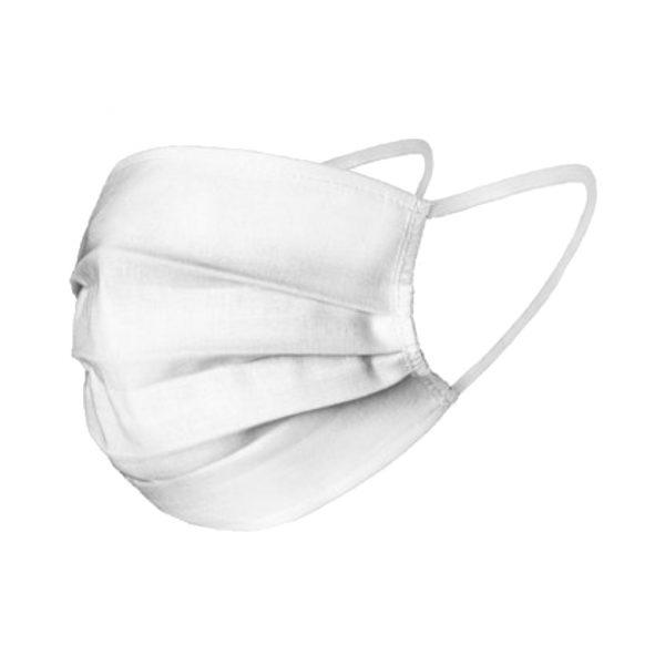 Wasbaar mondkapje wit - wasbare mondkapjes kopen