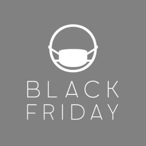 Black Friday mondkapjes kopen korting